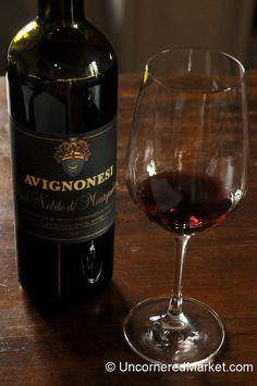 Winetasting at Avignonese Winery - Montepulciano