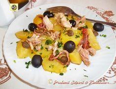 Insalata di patate, al profumo di mare Blog Profumi Sapori & Fantasia