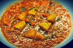 Vegan Foods, Vegan Recipes, Chana Masala, Food Inspiration, Chili, Soup, Vegetarian, Ethnic Recipes, Chile