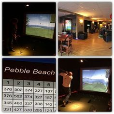 A big thank you goes out to The Golf Lounge 1 for hosting our Kia of Puyallup Sales Department event last night. Everyone had a great time bringing their outside golf game inside and playing 9 holes at Pebble Beach. How cool is that?! With over 30 courses to choose from I'm sure we'll be back. Thank you!