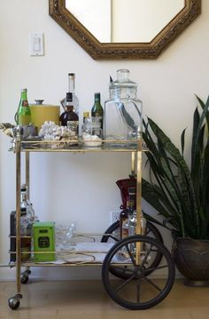 """Christina's Loft With a Hint of """"Rococo Glam"""" — House Call 