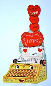 Image result for churn VINTAGE VALENTINE CARD