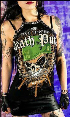 Five Finger Death Punch Rock Shirts 2bcf54797702