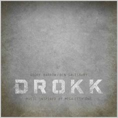 "LISTEN: Portishead's Geoff Barrow and Ben Salisbury — ""Drokk: Music Inspired by Mega-City One"""