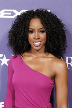 Kelly Rowland- 18 Inspirational Celebrities Beauty Looks for Special Occasion
