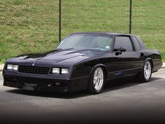 Check out this custom 1984 Chevrolet Monte Carlo, brought to you by the experts at Chevy High Performance Magazine