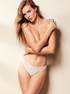 Very Sexy XO Lace Thong Panty