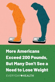 More Americans are overweight or obese, but more of them are also okay with that.