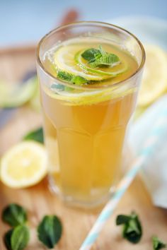 Punch «citronnier»