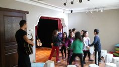 10-12 Yaş Grubumuz ile drama çalışması