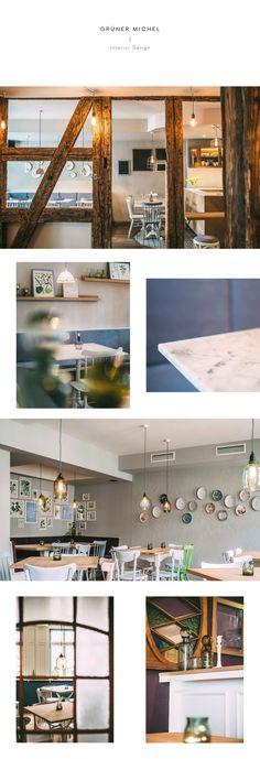 GRÜNER MICHEL \Restaurant Interior