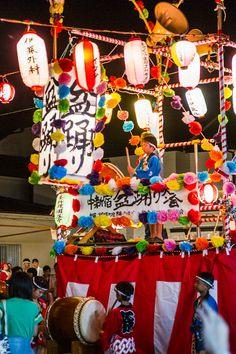 Matsuri  festival in Japan love the street food