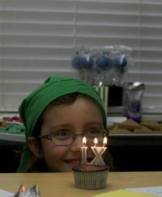 Fiesta de cumpleaños de La Leyenda de Zelda | Blog de BabyCenter