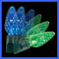 FB C6 Color Changing Blue to Green 35