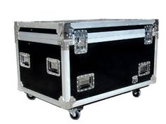 Utility Trunk with Caster Truck Pack, Adjustable Compartments and Pull Out Drawer by Road Ready. $699.99. RRUT1 Features: -Beefy, stackable ball corners.-Double anchor Industrial rivets.-Recessed, industrial grade latches.-Recessed, spring loaded handles.-Industrial grade rubber feet.-Premium 0.38'' vinyl laminated plywood.-Tongue and groove locking fit.-Heavy duty 3.5'' caster.-ATA 300 rating.-Measures 29.5'' x 44.75'' x 30'' (truck pack). Dimensions: -Dimensions: 30'' ...