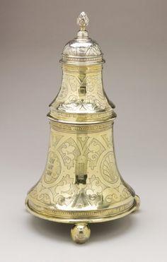 *The Boston Salt. Edward Rowland (England, London, active circa 1600). England, London, circa 1600