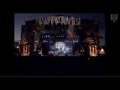 ▶ Trivium - 06. Strife (World Premiere) @ Live at Resurrection Fest 2013 (01/08, Viveiro, Lugo, Spain) - YouTube