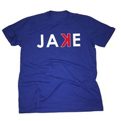 394393ac31b Jake - Backwards K - Chicago Cubs - Support Jake Arrieta with a backwards