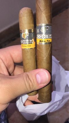 Didnt know who to go to need some help with authentication on a Cohiba please.