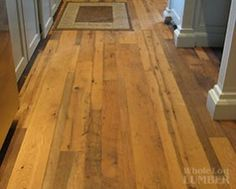 Smooth reclaimed floors focus on refined grain patterns & rich color. Carolina Classic styles feature 3 grades of heart pine grains, oak & mixed hardwoods. Reclaimed Wood Floors, Hardwood Floors, Flooring, Classic White, Classic Style, How To Antique Wood, White Oak, Master Bedroom, Interior Decorating