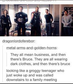 I am bruce