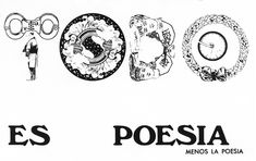 Artefactos: los cachivaches poéticos de Nicanor Parra - Yorokobu