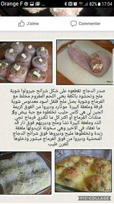 Plats Ramadan, Libyan Food, Tunisian Food, Indian Cake, Arabian Food, Best Side Dishes, Ramadan Recipes, Happy Foods, Cordon Bleu