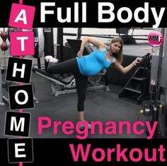 This Pregnancy workout is for the entire body and helps keep the body strong and helps prevent excess weight gain so you can enjoy pregnancy more. Can be done from home with no equipment  http://michellemariefit.publishpath.com/full-body-at-home-pregnancy-workout