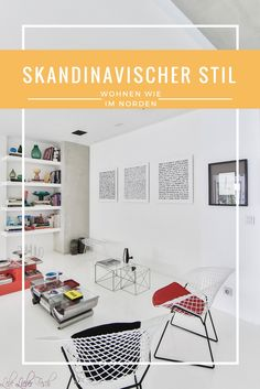 Wohnen wie im Norden - der Skandinavische Stil http://lelife.de/2016/09/wohnen-wie-im-norden-der-skandinavische-stil/