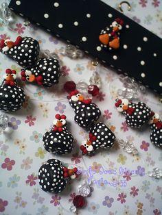 Móbile galinhas....estou vendo bolinhas brancas até agora...rs | by Sonho Doce Biscuit *Vania.Luzz*
