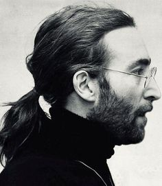 John Lennon. Photographed by Tom Hanley, 1969. (Bohemian Fortunes)