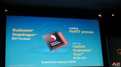 AH Primetime: Qualcomms 2016 Offensive For The Snapdragon 820 #Android #CES2016 #Google