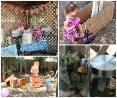 4 Fun Girl Birthday Pary Themes //