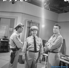 Behind the scenes of The Andy Griffith Show // Deputy Otis