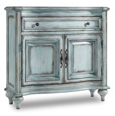 Hooker Furniture One Drawer Two Door Chest 5494 85001 LTBE