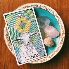 7/1/16 - The Lamb is a symbol of prophecy through patient, quiet listening. The lamb teaches us how to receive. The universe sends us messages through our surroundings all the time. Receiving the messages all depends on whether we are listening. Sometimes, like today, these messages come from those aspects of our life that reflect our own vulnerability. Perhaps a child, a pet, or a bird on your window sill is desperately trying to tell you something. Hearing the message and taking in...
