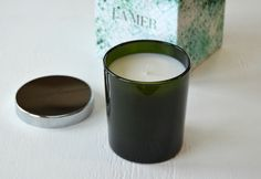 Catching Fire – The La Mer Candle #cremedelamer #luxury