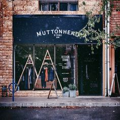 First winter in Toronto at the new shop & Muttonheadquarters!