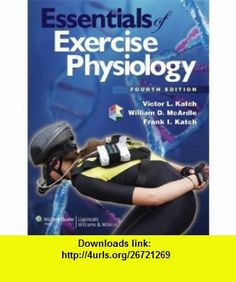 Exercise immunology ebooks pinterest essentials of exercise physiology 9781608312672 william d mcardle frank i katch fandeluxe Image collections