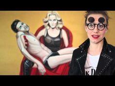 Youtube/ film promocyjny dla Art Pistols Galeria/ Justyna Kisielewicz- Czym jest dla Ciebie Pieta?