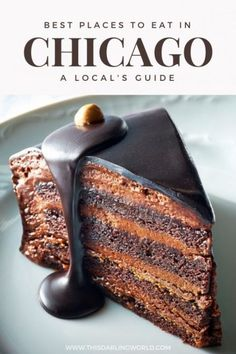 Places to Eat in Chicago: A Locals Guide to the Best Spots – This Darling World Where to Eat in Chicago: A Local's Guide to the Best Spots Unique Restaurants, Chicago Restaurants, Chicago Travel, Chicago Trip, Chicago Lake, Chicago Vacation, Usa Travel, Visit Chicago, Chicago City