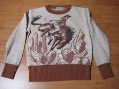fuckyeahrockabilly: gwalnen: 1950's mens sweater Style