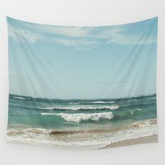 The Ocean of Joy Wall Tapestry