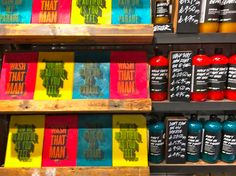 LUSH's new shower gels and shower gel sheets! Good for storing in drawers. Lush Oxford Street, Lush Cosmetics, 4 Life, Shower Gel, Bath And Body, Drawers, Set Of Drawers, Chest Of Drawers
