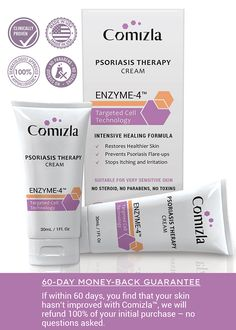 Comizla Psoriasis Cream – Stem Cell Therapy For Psoriasis Psoriasis Cream, Psoriasis Skin, Stem Cell Therapy, New Skin, Stem Cells, Healthy Skin, Sensitive Skin, Hair, Home Made