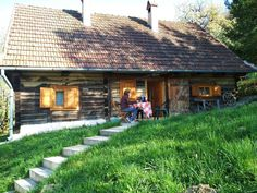 Turism Romania, Places To Go, Cabin, Traditional, House Styles, Houses, Travel, Decor, Art