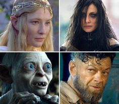 From Hobbit to Marvel.