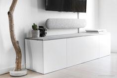 DIY #15: Tvbord – IKEA hack