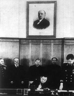Stalin/Mao Sino-Soviet Pact, Feb. 14th, 1950