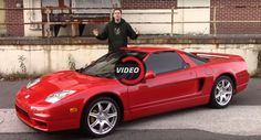 Is A 14-Year-Old Acura NSX Really Worth $125000?
